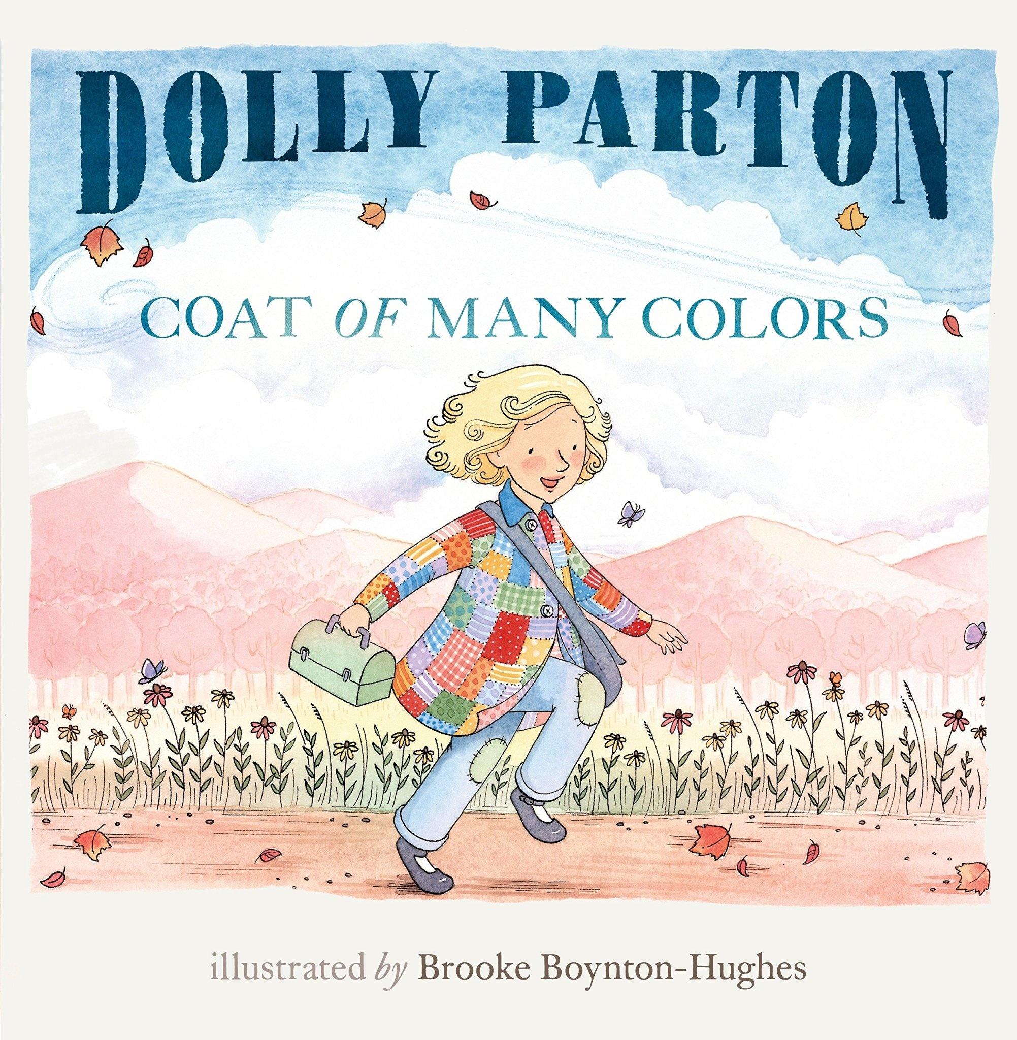 Kids Coat Of Many Colors - Dolly Parton