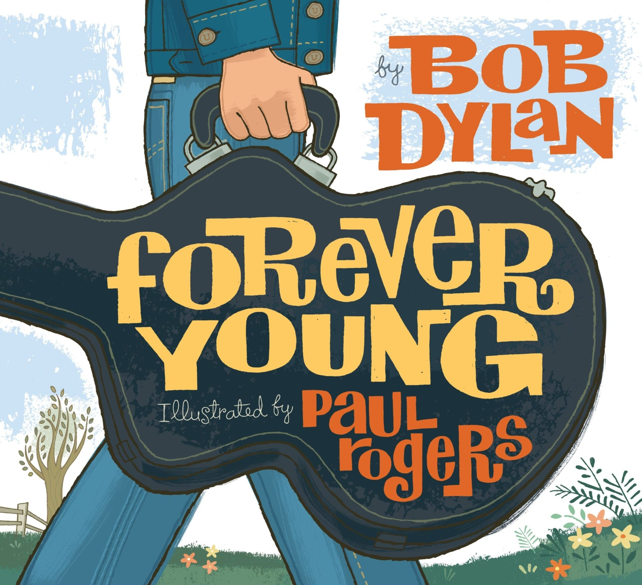 Kids Forever Young - Bob Dylan
