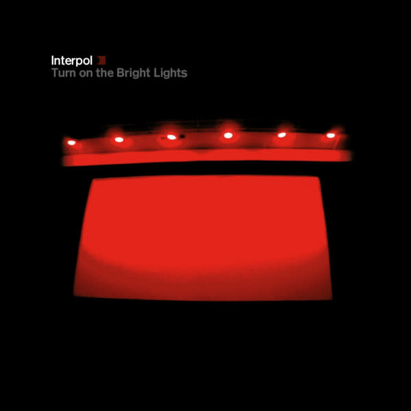 Rock/Pop Interpol - Turn On The Bright Lights
