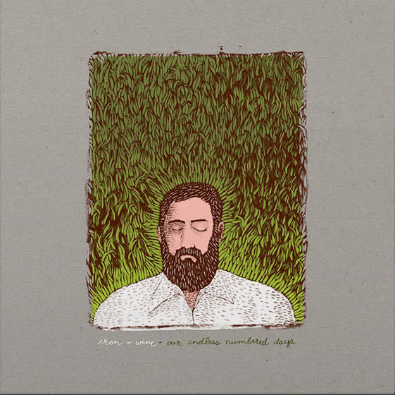 Rock/Pop Iron & Wine - Our Endless Numbered Days (Loser Edition)
