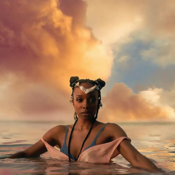 R&B/Soul/Funk Jamila Woods - Heavn (White Vinyl)