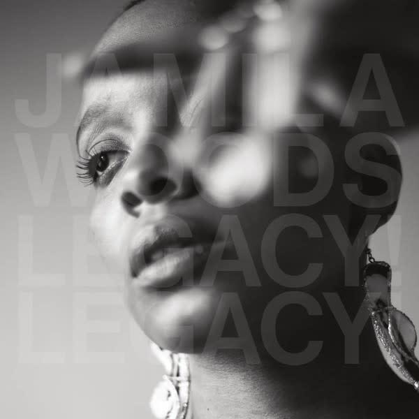 R&B/Soul/Funk Jamila Woods - Legacy! Legacy! (Cloudy Pink Vinyl)