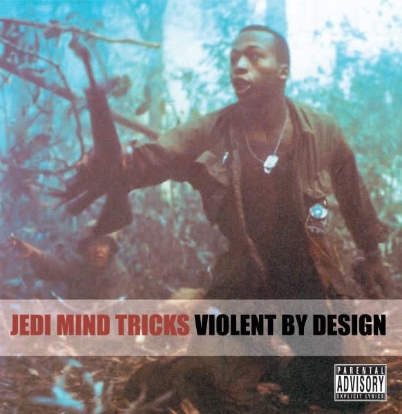 Hip Hop/Rap Jedi Mind Tricks - Violent By Design