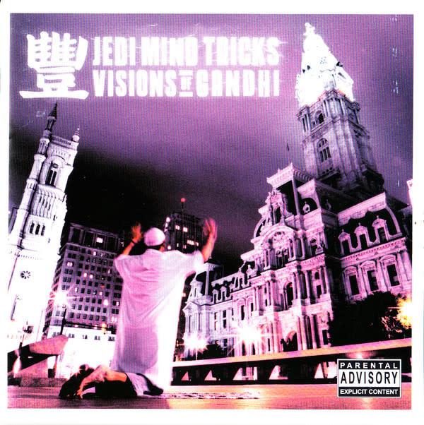 Hip Hop/Rap Jedi Mind Tricks - Visions Of Gandhi