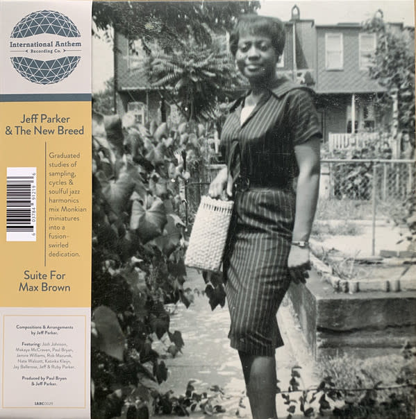 Jazz Jeff Parker & The New Breed - Suite For Max Brown