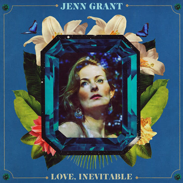 Rock/Pop Jenn Grant - Love, Inevitable