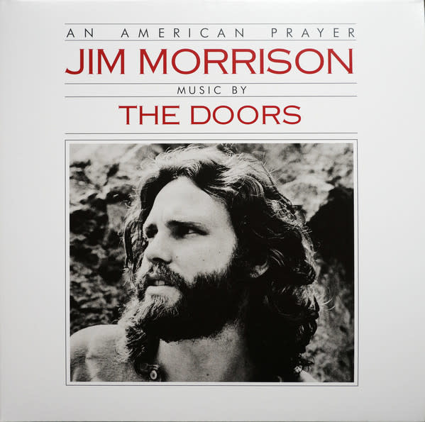 Rock/Pop Jim Morrison / Music By The Doors - An American Prayer