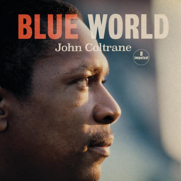 Jazz John Coltrane - Blue World