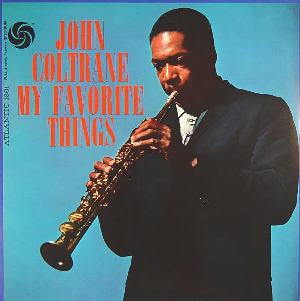 Jazz John Coltrane - My Favorite Things