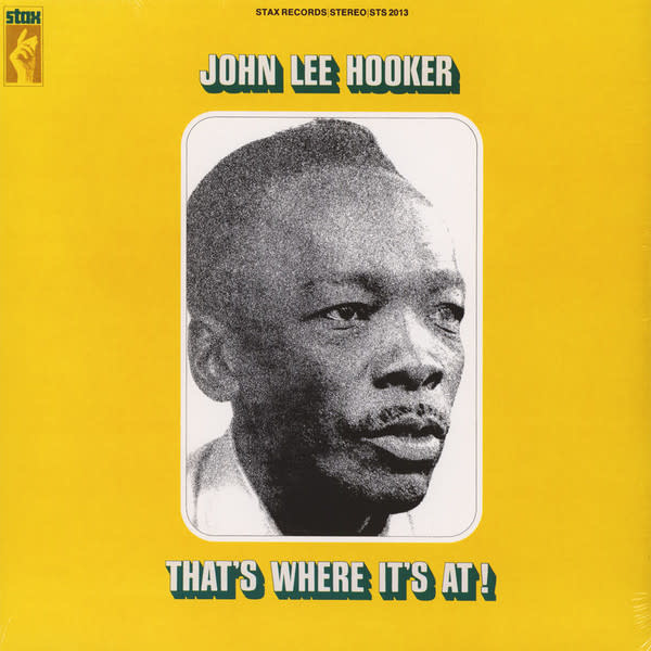 Blues John Lee Hooker - That's Where It's At!