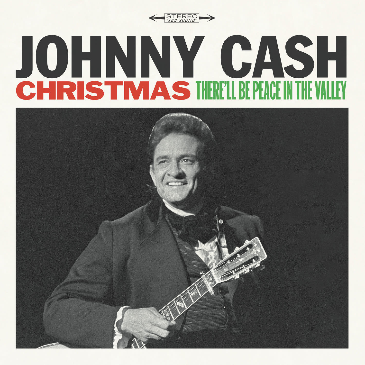 Christmas Johnny Cash - Christmas: There'll Be Peace In The Valley