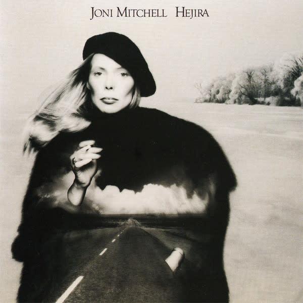Rock/Pop Joni Mitchell - Hejira