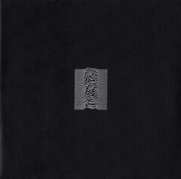 Rock/Pop Joy Division - Unknown Pleasures