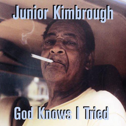 Blues Junior Kimbrough - God Knows I Tried