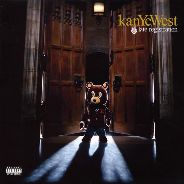 Hip Hop/Rap Kanye West - Late Registration
