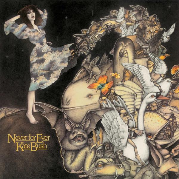 Rock/Pop Kate Bush - Never For Ever