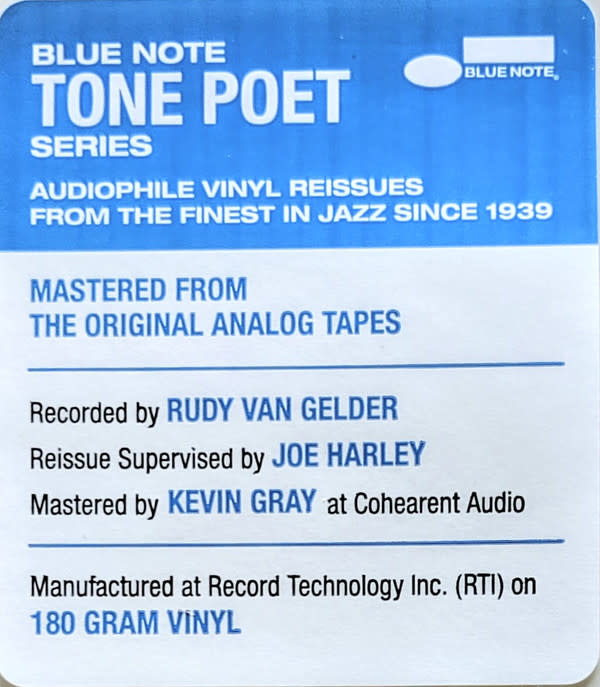 Jazz Kenny Burrell - Introducing (Tone Poet Series)