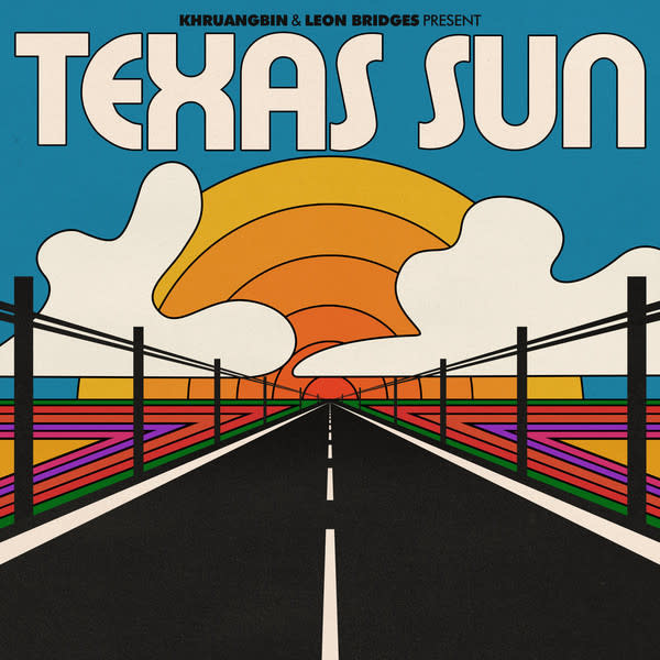 R&B/Soul/Funk Khruangbin & Leon Bridges - Texas Sun EP