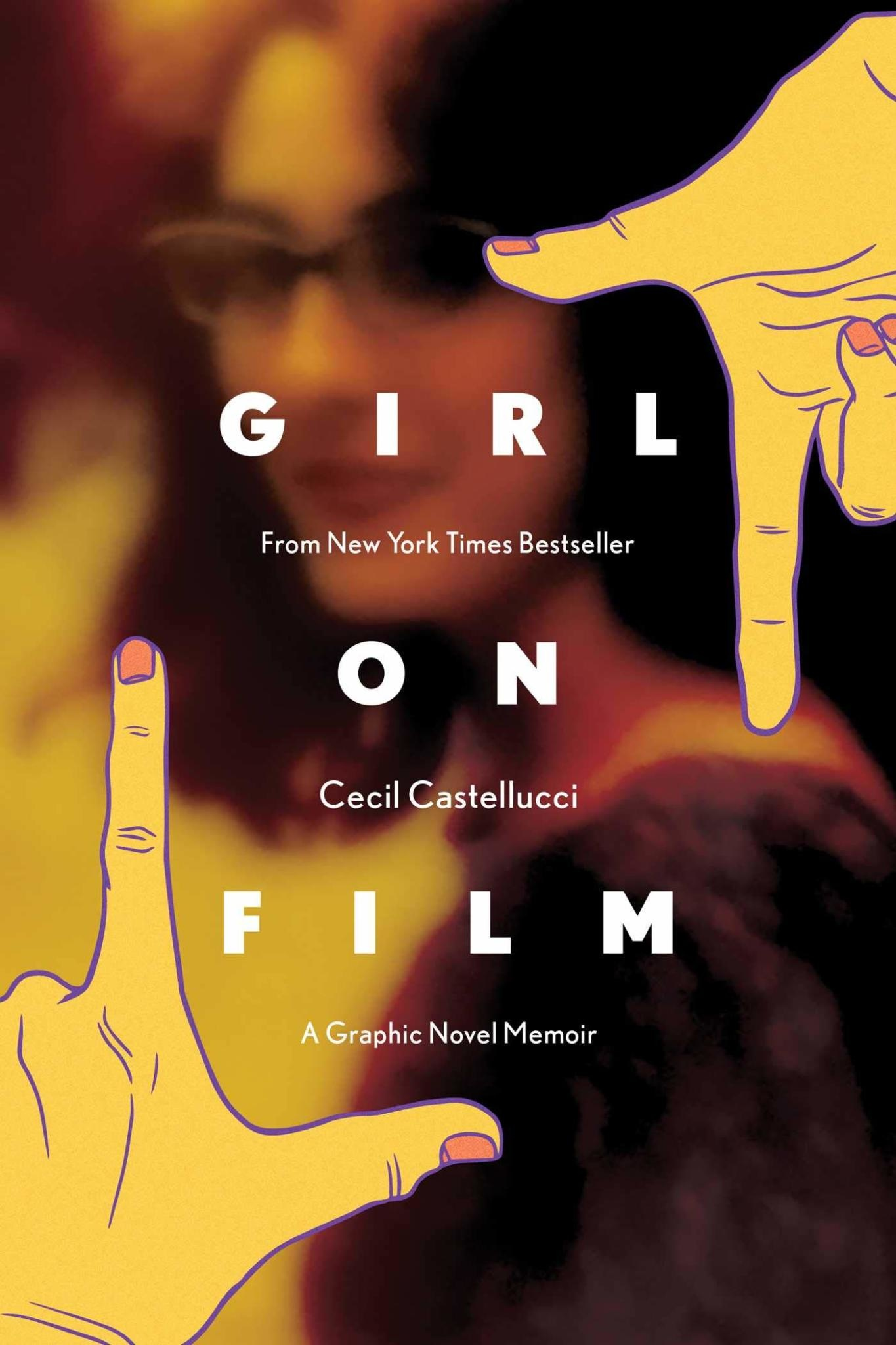 Graphic Novels Girl On Film - Cecil Castellucci