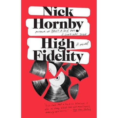 Fiction High Fidelity - Nick Hornby