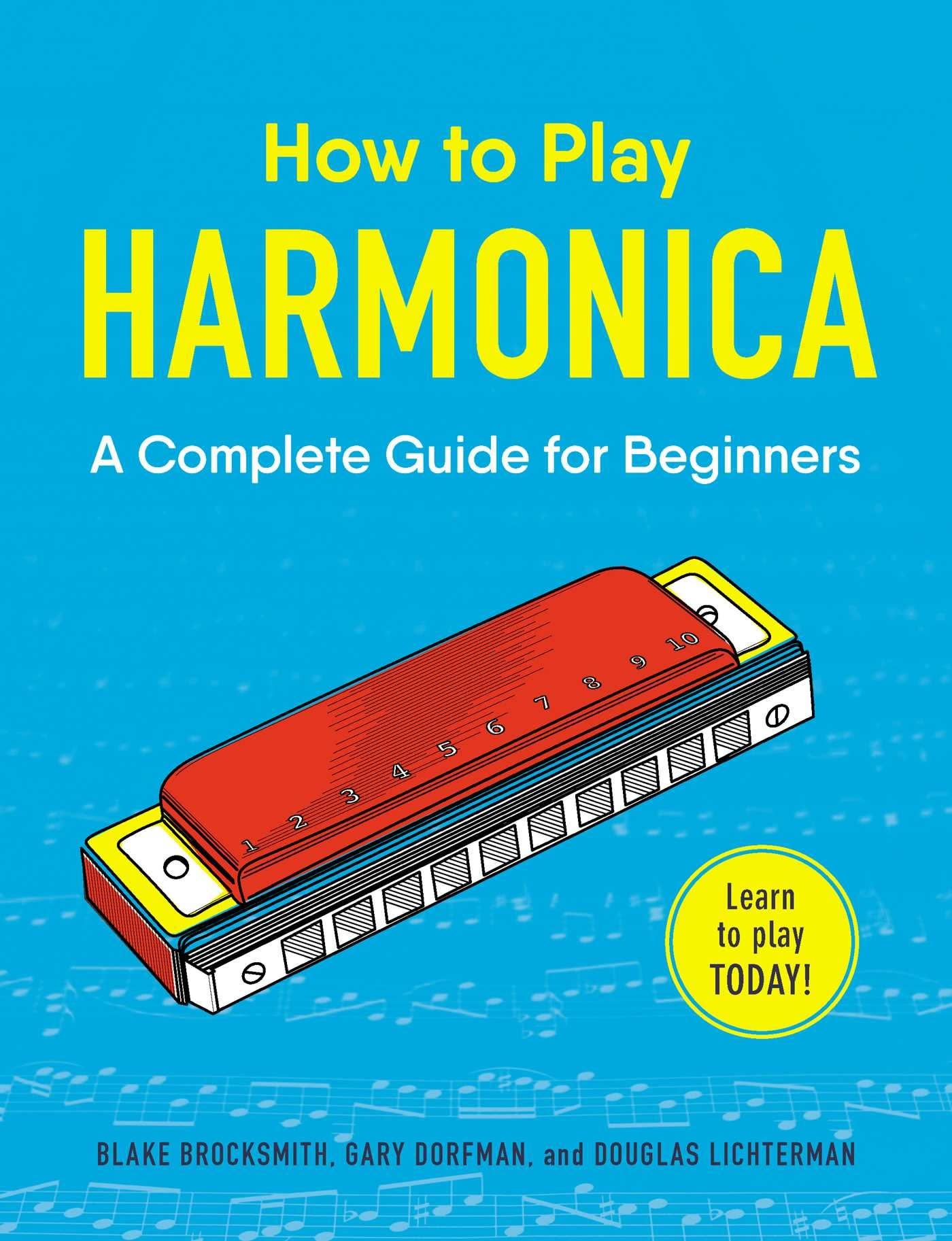 Gift How To Play Harmonica: A Complete Guide For Beginners