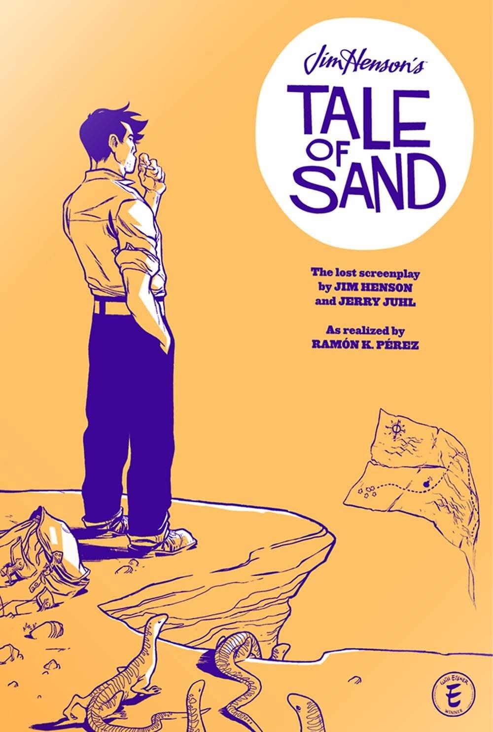 Graphic Novels Jim Henson's Tale Of Sand - Ramon K. Perez