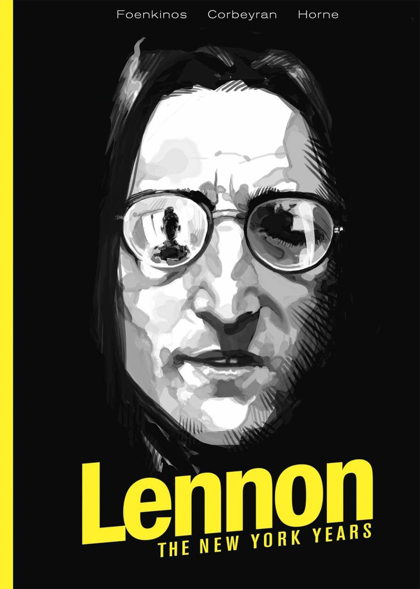 Graphic Novels Lennon: The New York Years