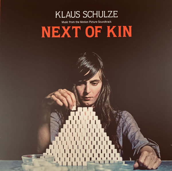 Krautrock Klaus Schulze - Next Of Kin (Original Sountrack)