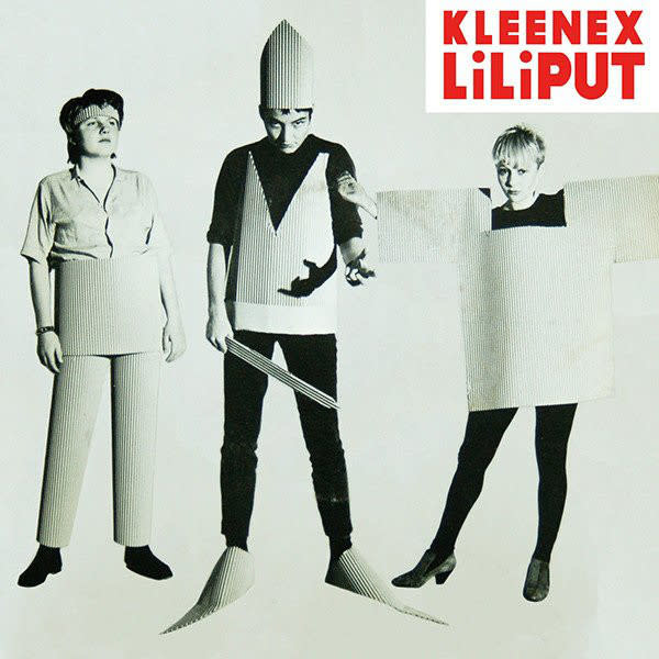 Rock/Pop Kleenex / Liliput - First Songs