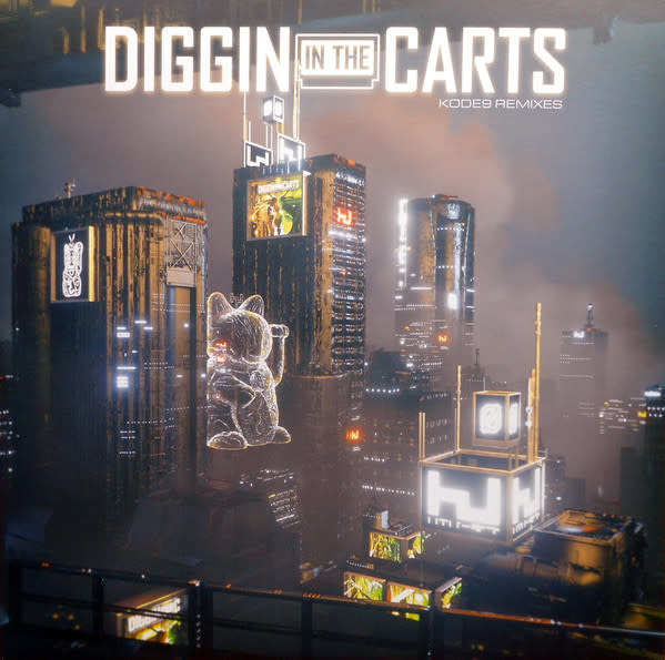 Electronic Kode9 - Digging In The Carts Remixes