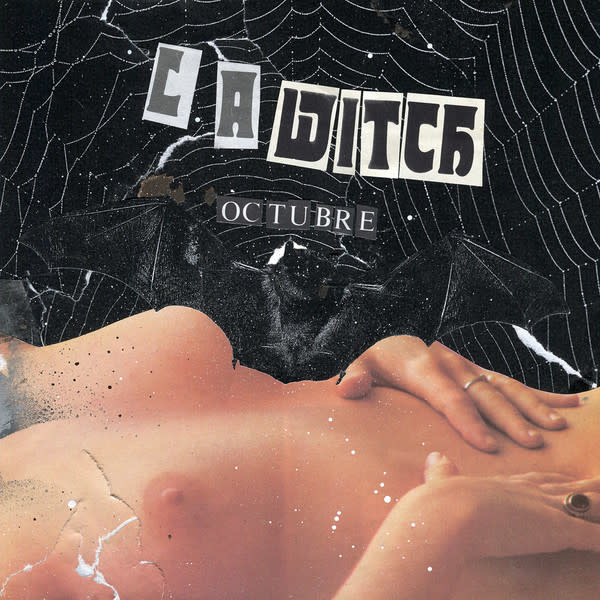Rock/Pop L.A. Witch - Octubre (Halloween Orange Vinyl)