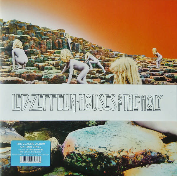 Rock/Pop Led Zeppelin - Houses Of The Holy