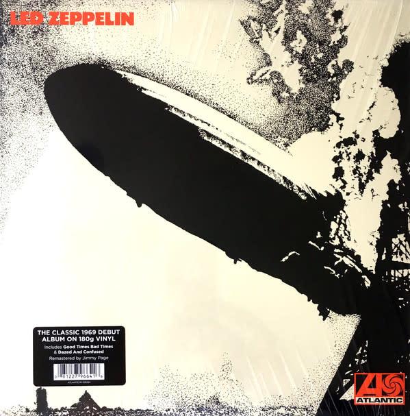 Rock/Pop Led Zeppelin - S/T