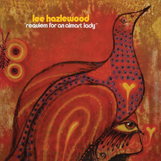 Rock/Pop Lee Hazlewood - Requiem For An Almost Lady