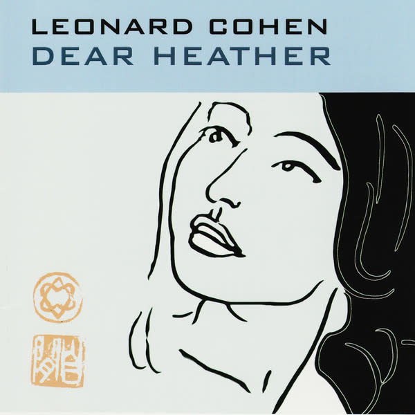 Rock/Pop Leonard Cohen - Dear Heather