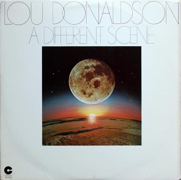 Jazz Lou Donaldson - A Different Scene (VG+)