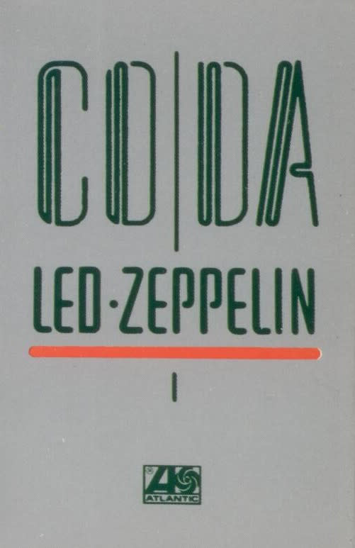Rock/Pop Led Zeppelin - Coda