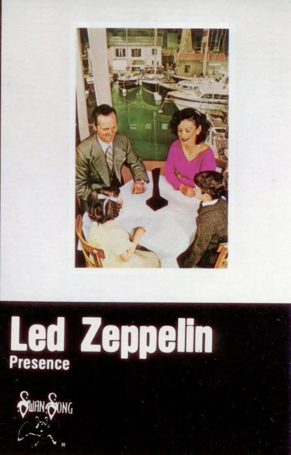 Rock/Pop Led Zeppelin - Presence