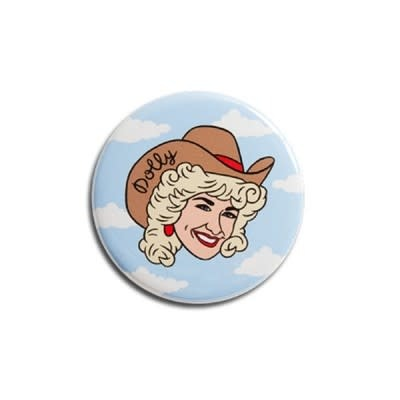 Dolly Magnet (Round)