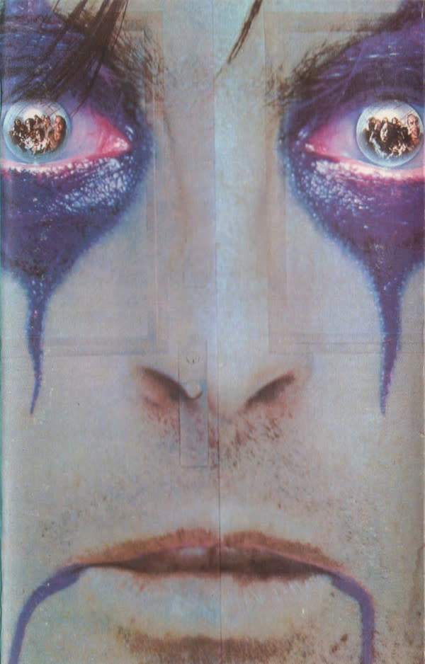 Rock/Pop Alice Cooper - From The Inside