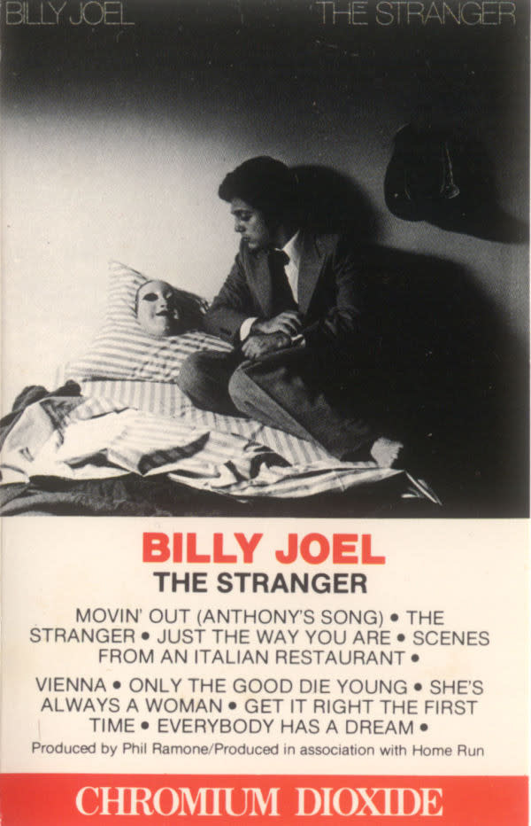 Rock/Pop Billy Joel - The Stranger