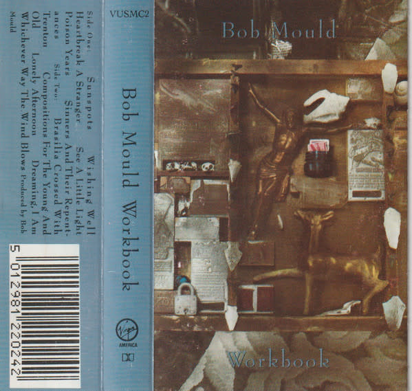 Rock/Pop Bob Mould - Workbook