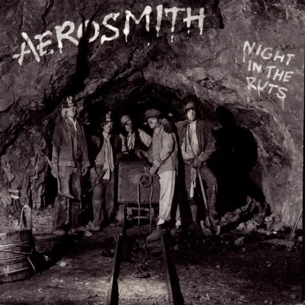 Rock/Pop Aerosmith - A Night In The Ruts (NM)