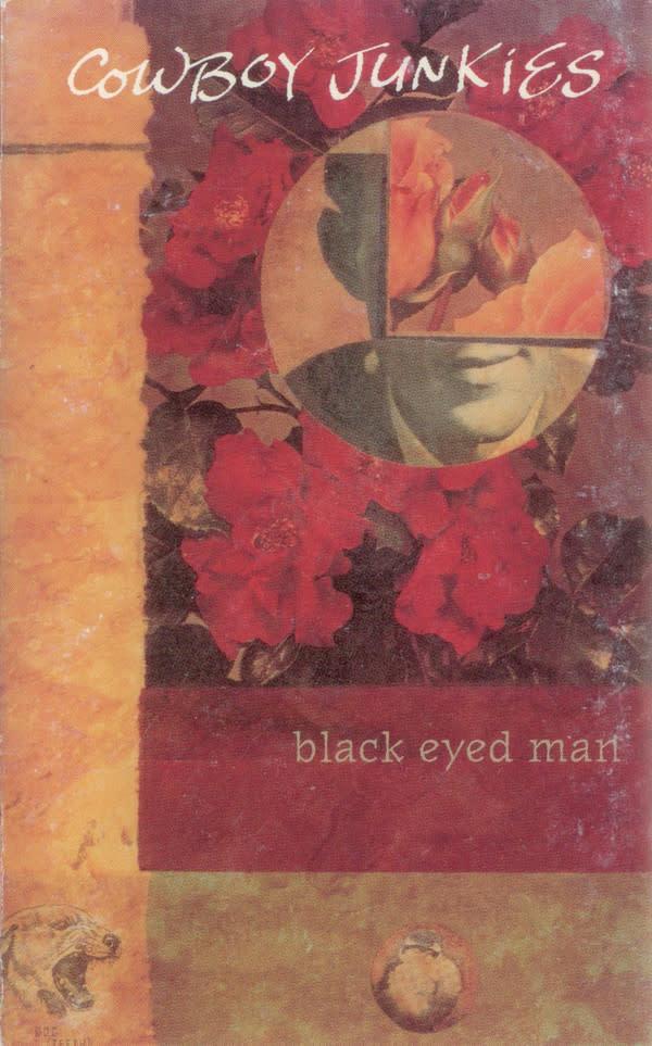Rock/Pop Cowboy Junkies - Black Eyed Man