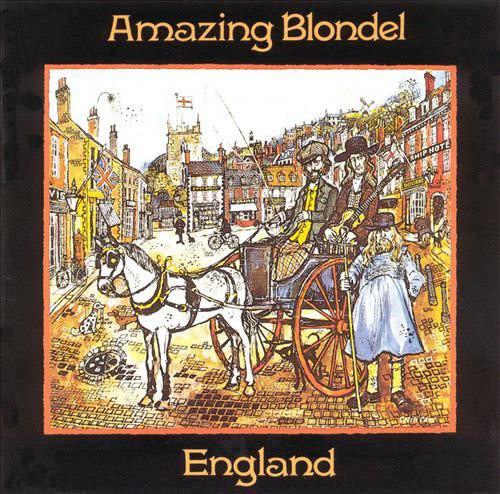 Folk/Country Amazing Blondel - England (VG)