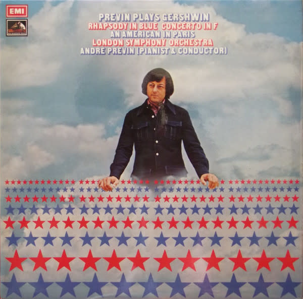 Classical Andre Previn - Previn Plays Gershwin (VG++)