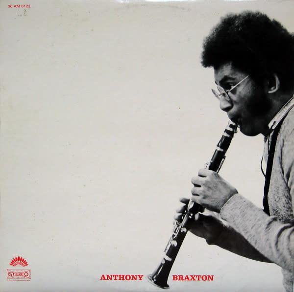 Jazz Anthony Braxton - Donna Lee (VG++)