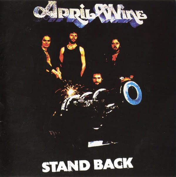 Rock/Pop April Wine - Stand Back (VG)