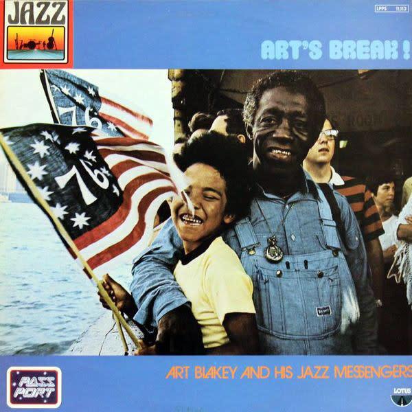 Jazz Art Blakey And His Jazz Messengers - Art's Break! (VG+)