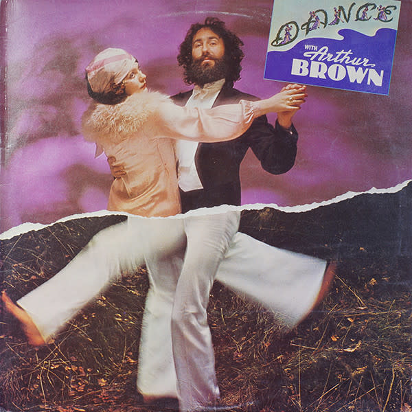 Rock/Pop Arthur Brown - Dance (VG++)